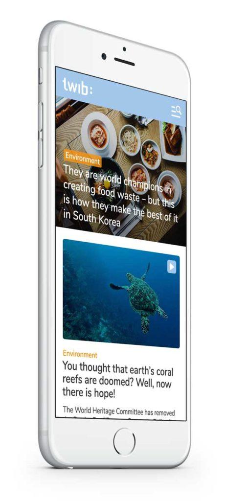 Twib.news App