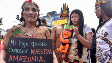 "Photo of ""Be Good to Us to Help The Forest"", Indigenous Tribes Ask Amazon Countries"