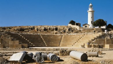 Odeon Paphos Cyprus