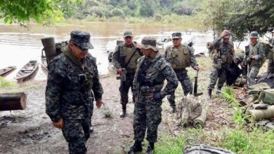 Photo of Marines, Police and Communities Join Forces Against Loggers and Illegal Coca Farmers