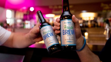 Photo of THE FUTURE OF FOOD 2: Cheers to a New Trend: Beer Made From Waste Water
