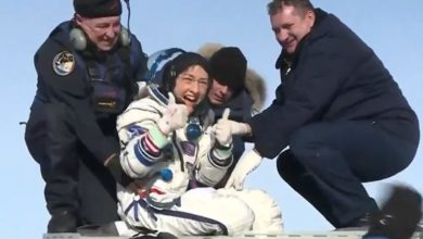 Photo of Record Breaking Astronaut Christina is Back on Earth – With Loads of New Studies Done in Space