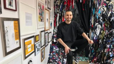 Photo of Pants from Garbage? Shirts from Leftovers? Designer Turns Waste into Fashion
