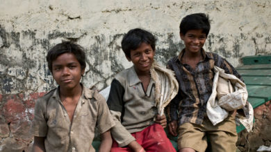 Photo of New App Helps Indian Police Reunite Missing Children with Their Families