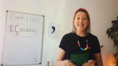 Photo of English Teacher's Online Lessons Are so Good, She Now Has 28,000 Students (and Counting….)