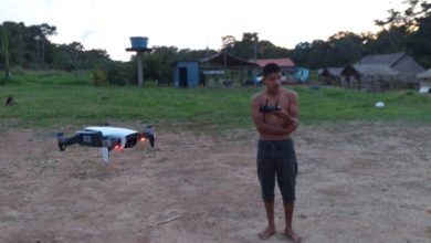 Photo of Indigenous Tribe Uses Drones to Catch Land Grabbers in the Rainforest