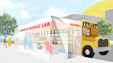 Photo of Designers Share Plans to Transform Buses Into COVID-19 Test Labs – for Free!