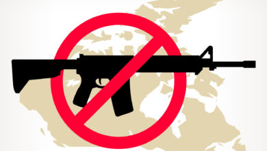 Photo of Canada Bans Killer Guns for Good – Two Weeks After  Mass Shooting