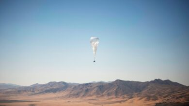 Photo of Balloons in the Stratosphere Give Internet to People Who Never Had It Before