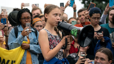 Photo of Greta Thunberg Wins Million-Euro Prize – But Doesn't Keep It…