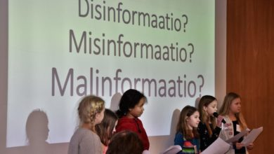 Photo of Kids Learn How to Spot Fake News – in Primary School!
