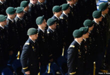 Photo of U.S. Army Special Forces  Welcome Their First Ever Female Green Beret