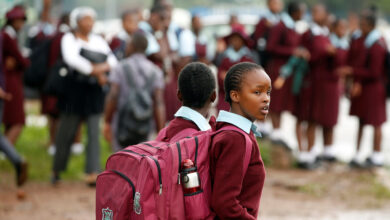 Photo of You Can Stay in School and Learn, Zimbabwe Tells  Pregnant Girls (Before They Were Expelled!)