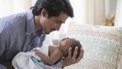 Photo of First Arab Country Lets Daddy Stay at Home for a New Baby