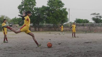 Photo of Girls Hit the Football Field to Tackle Child Marriage