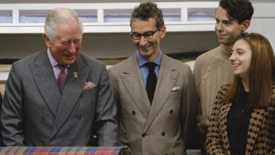 Photo of Prince Charles Launches a Fashion Line – and It Is a Very Special One