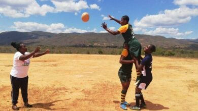 Photo of Rugby Saves Girls From Becoming Child Brides