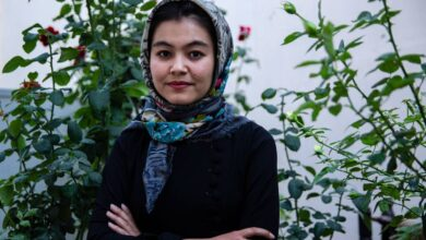 Photo of This Teenager Dreams of Becoming Afghanistan's First Female President