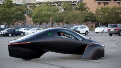 Photo of Never Charge Your Battery Again With This Solar-Powered Car