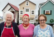 Photo of Seniors Fight Isolation By Moving Back Home (or to Tiny Houses!)