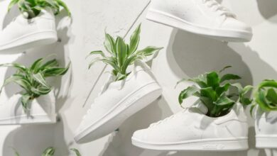 Photo of Your Next Pair of Sneakers Could Be Made Out of Plants